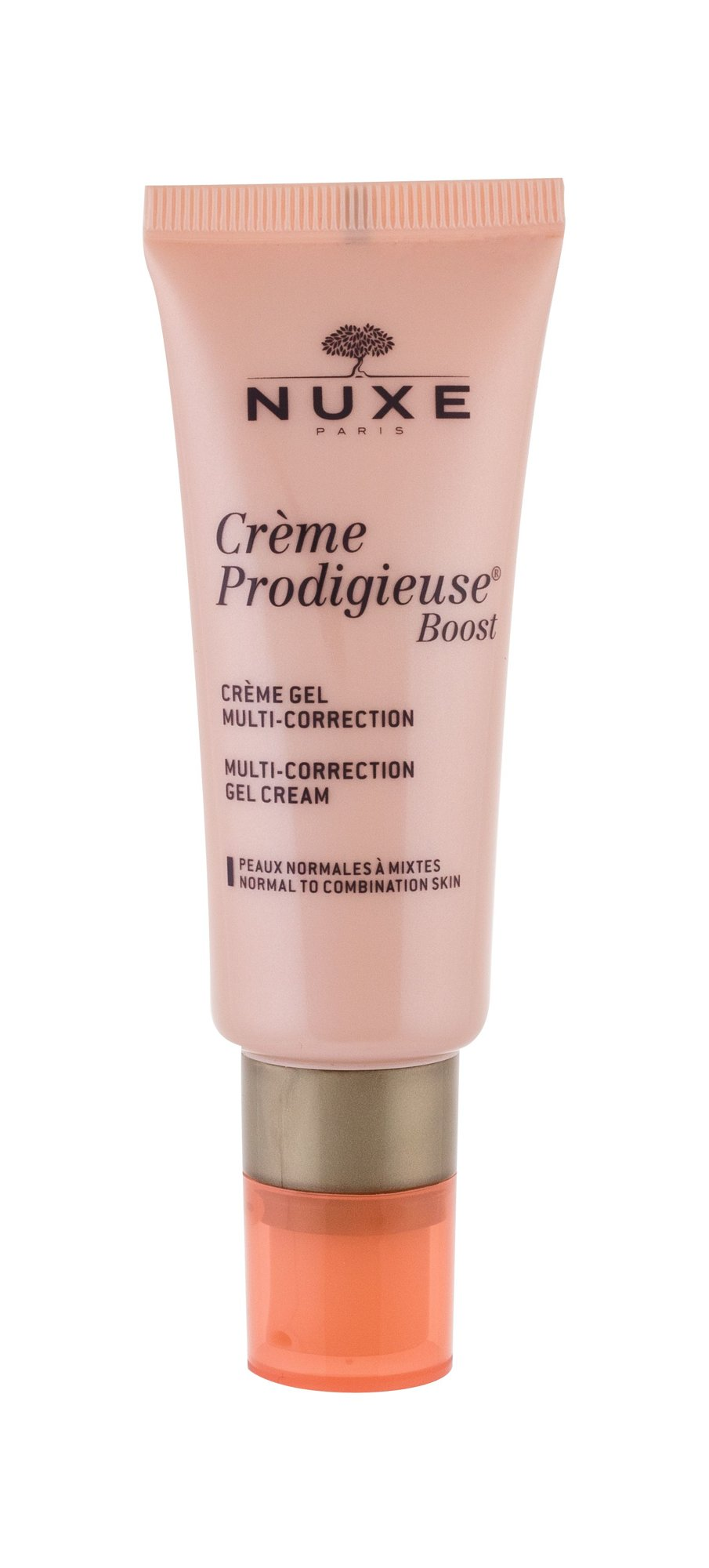 NUXE Creme Prodigieuse Boost Multi-Correction Gel Cream, Denný arcápoló krém 40ml, Teszter