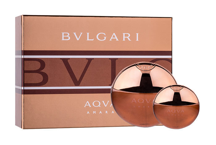 Bvlgari Aqva Amara, Toaletní voda 100 ml + Toaletní voda 15 ml