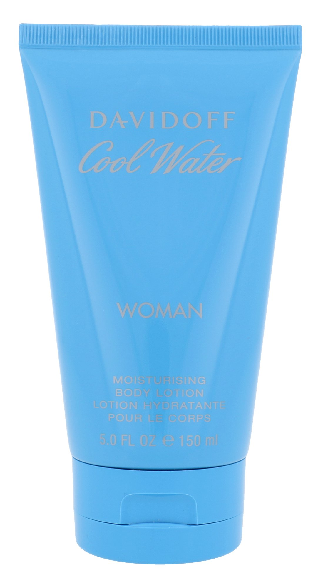 Davidoff Cool Water, Telové mlieko 150ml, Woman