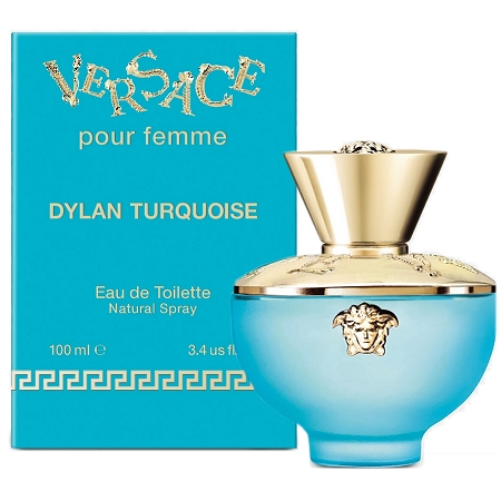 Versace Dylan Turquoise (W)