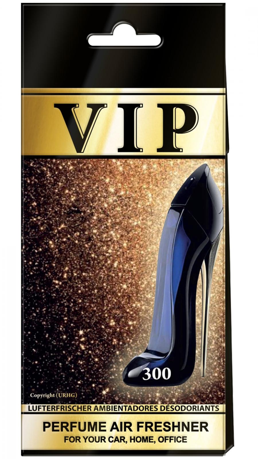VIP CAR Vôňa do Auta Carolina Herrera Good Girl no.300