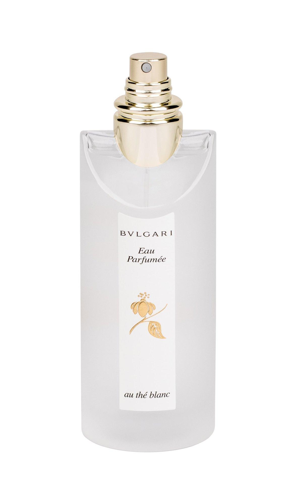 Bvlgari Eau Parfumée au Thé Blanc, Kolínska voda 75ml, Tester
