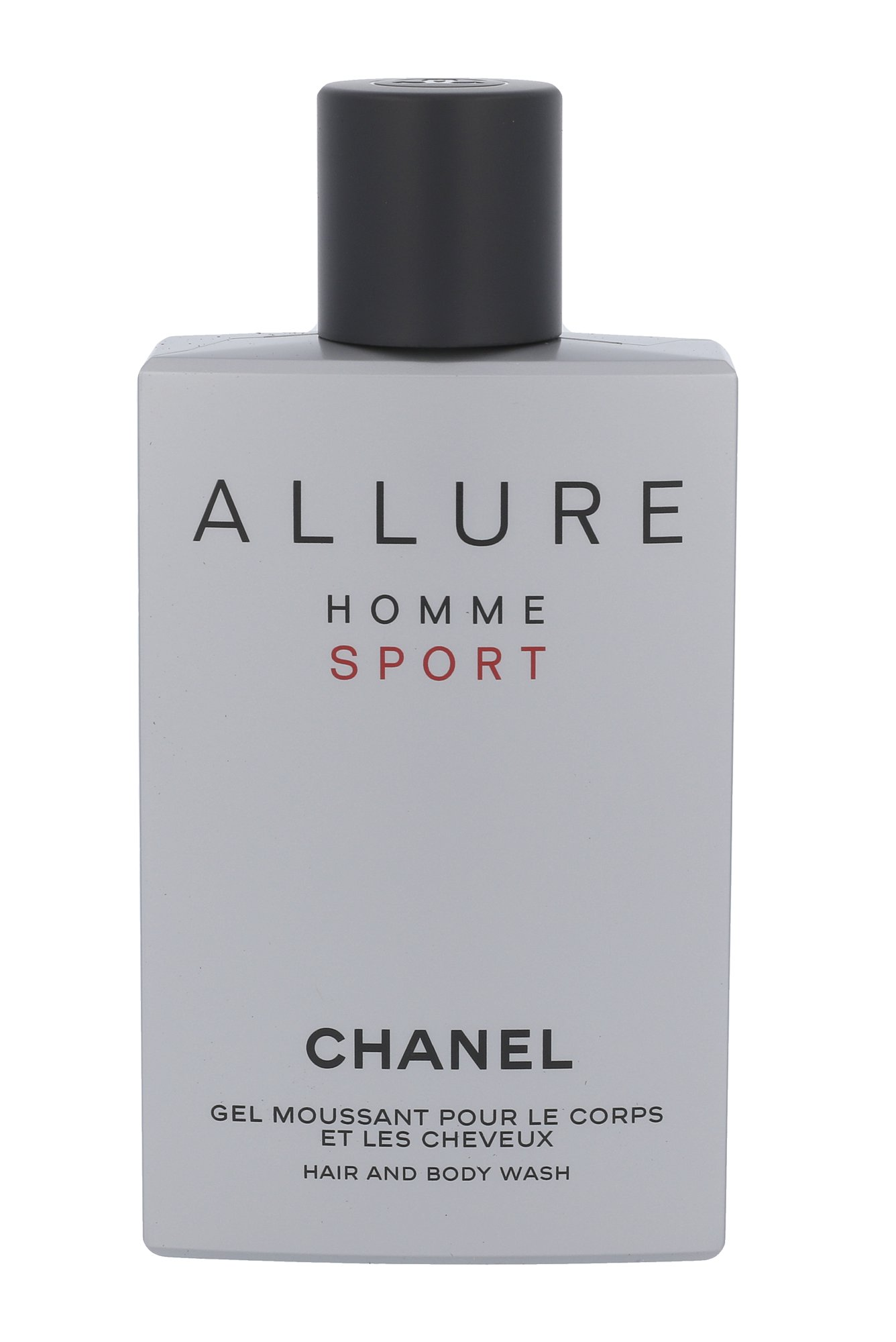 Chanel Allure Homme Sport, Sprchovací gél 200ml