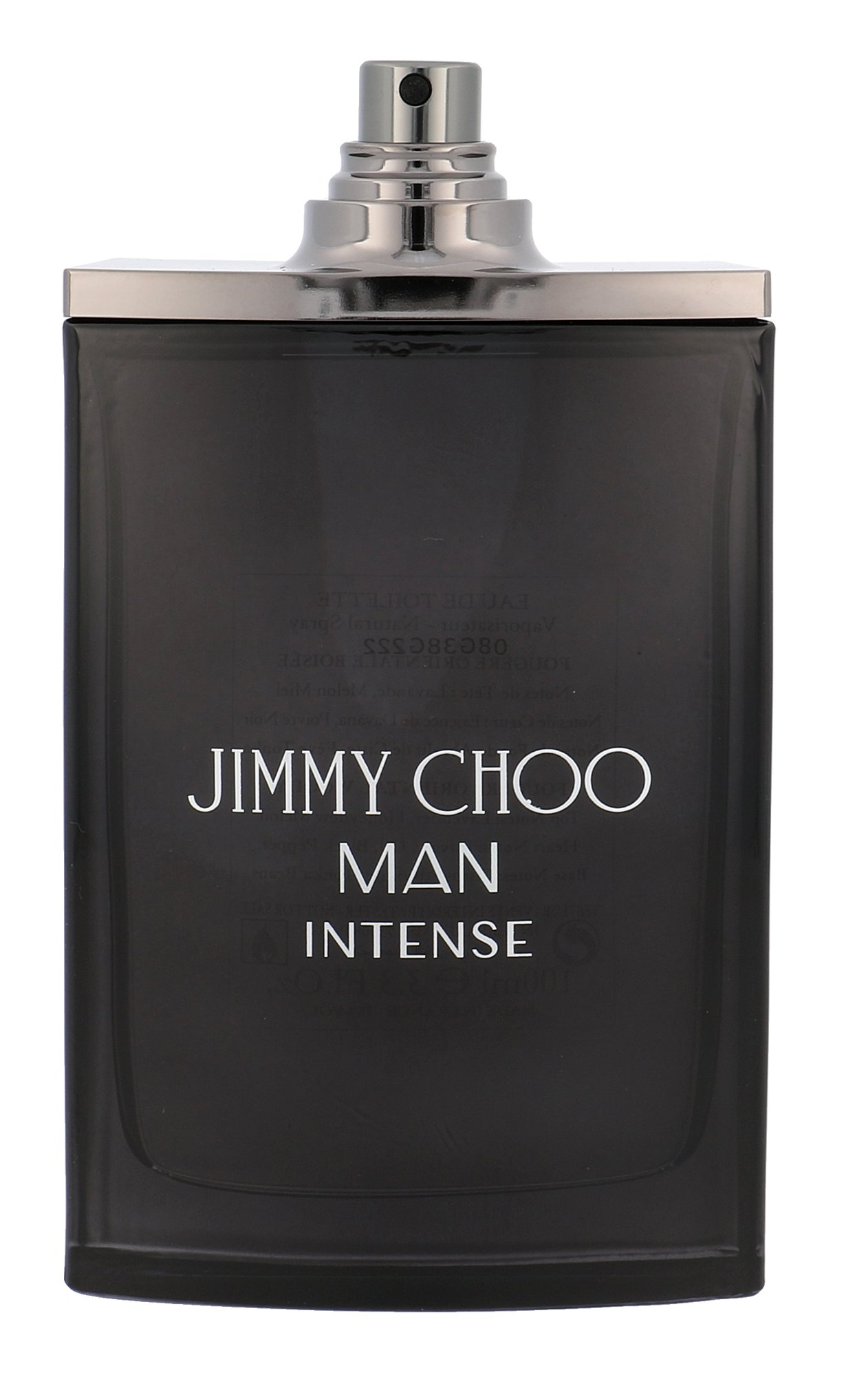 Jimmy Choo Jimmy Choo Man Intense, Toaletná voda 100ml, Tester