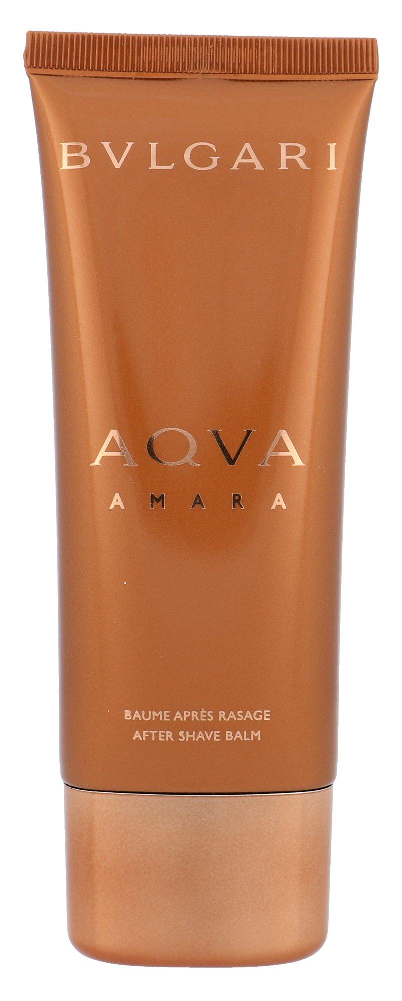 Bvlgari Aqva Amara, Balzam po holení 100ml