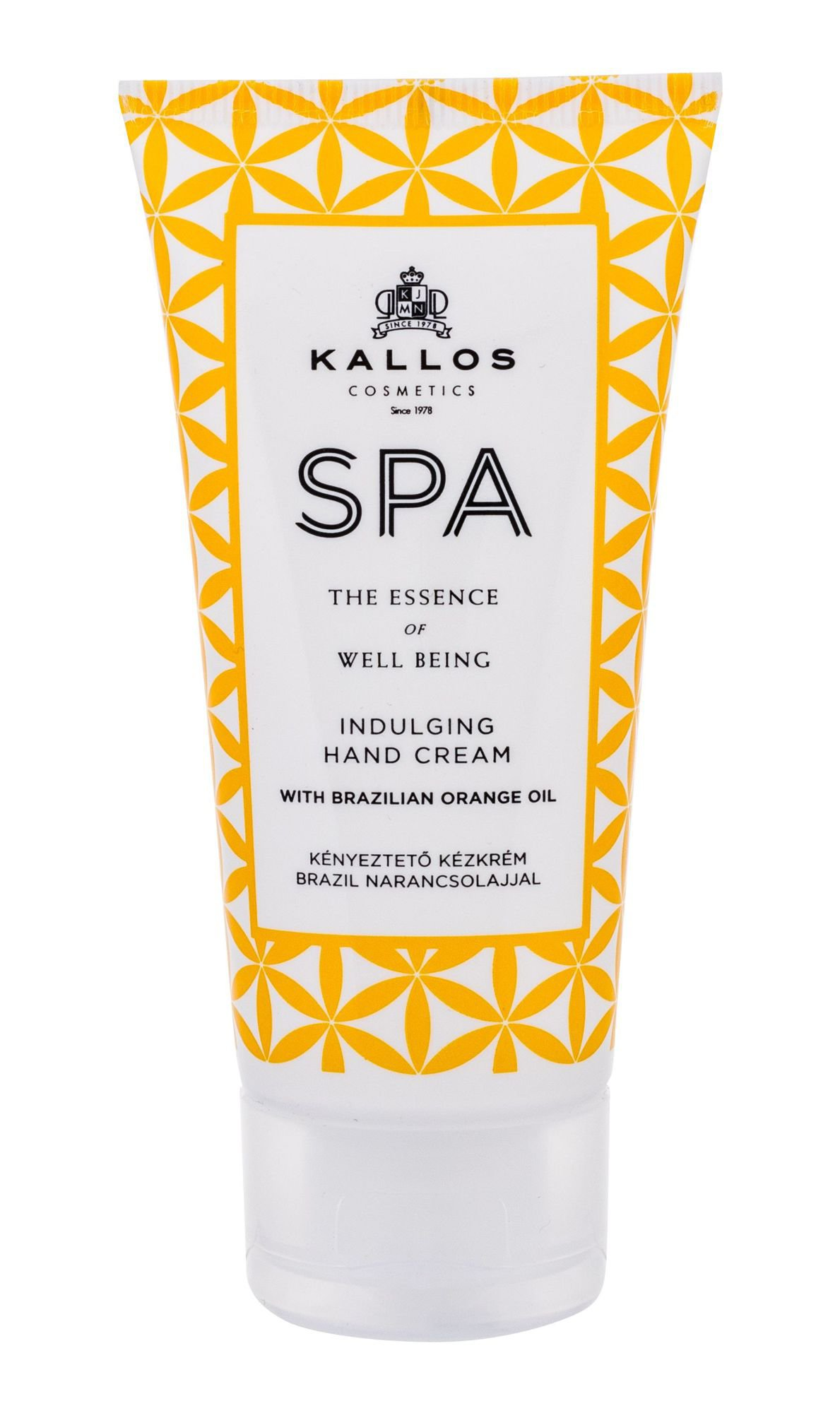 Kallos Cosmetics SPA Indulging, Kézcream 50ml