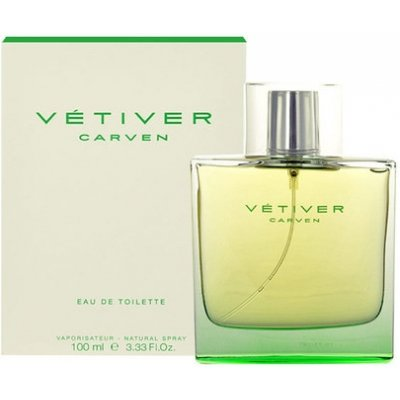 Carven Vetiver for men, edt 100ml