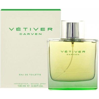 Carven Vetiver for men, edt 100ml