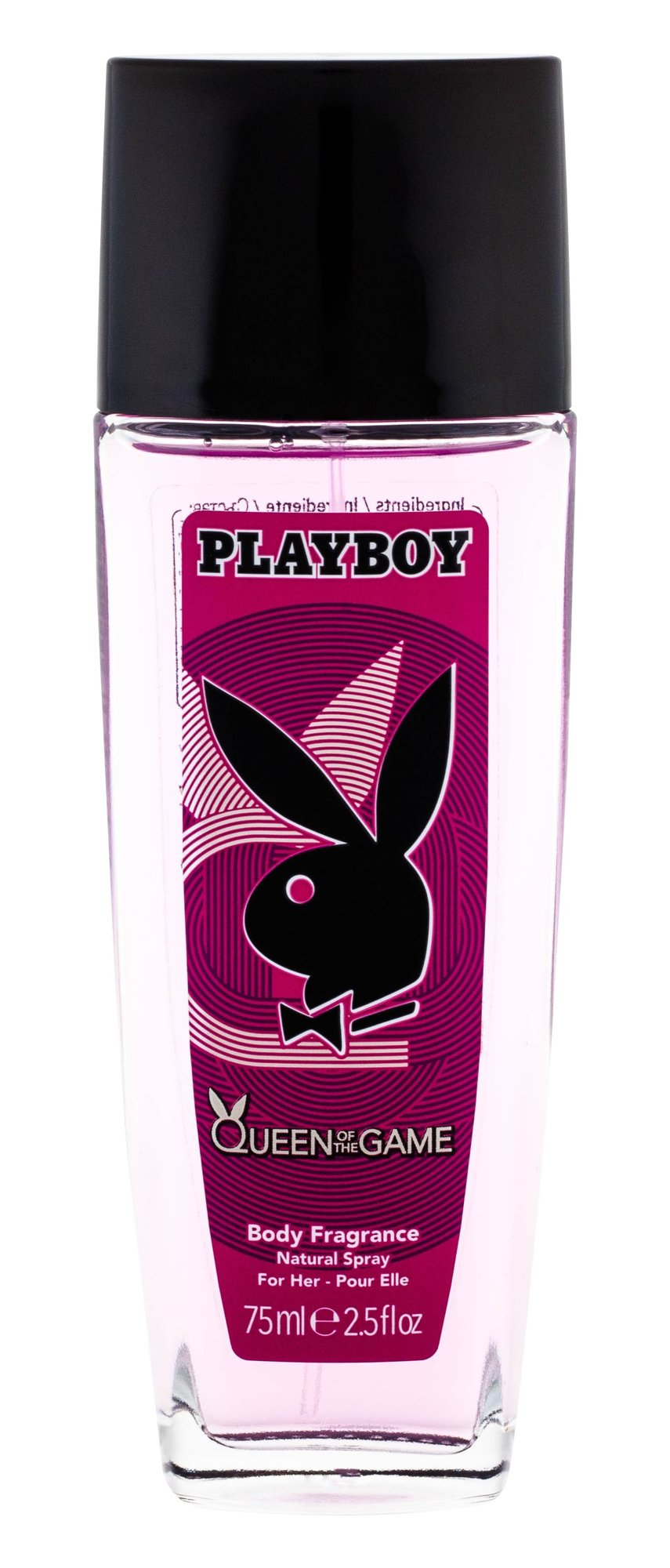 Playboy Queen of the Game For Her, Üveges dezodor 75ml