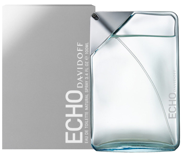 Davidoff Echo for Man, Vzorka vône