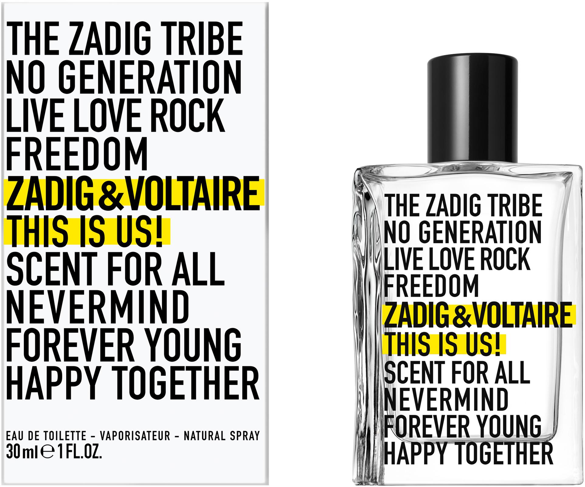 Zadig & Voltaire This is Us (U)